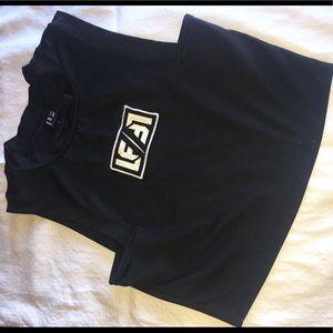 LF the brand sleeveless crop top
